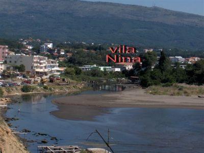 13 vila nina, Ulcinj