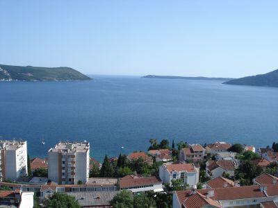 dsc07240 flat with fantastic sea view, Herceg Novi