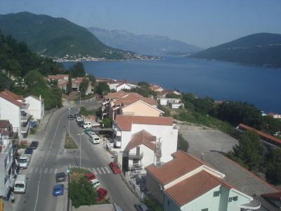 dsc07253 flat with fantastic sea view, Herceg Novi