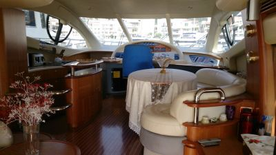 azimut 55   3 yachting in montenegro, Tivat