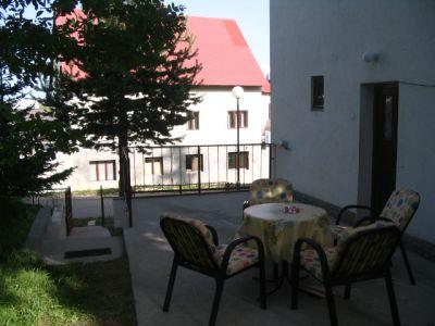terasa i sobe Žabljak - durmitor, Zabljak