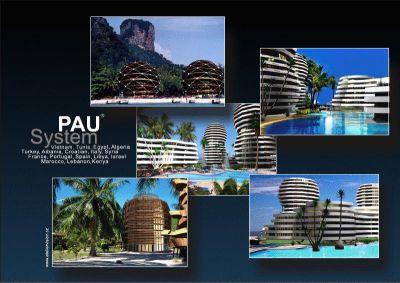 8765 pau modular building system, Herceg Novi