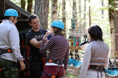 1 avanturisticki park - lovćen, Cetinje