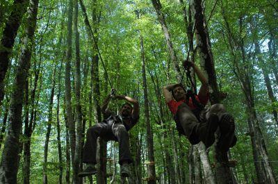 dsc_3983 the adventure park - lovcen, Cetinje