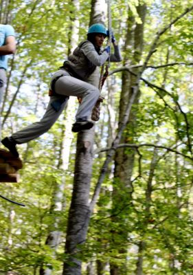 3 the adventure park - montenegro, Cetinje