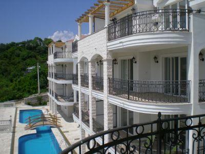 3 lux apartman - vila magnolija, Djenovici