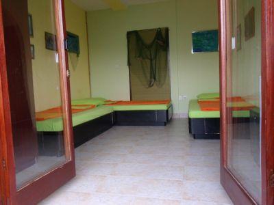 ulaz u apartman zeleni Čolpa, Herceg Novi