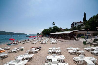 plaza_lazaret lazaret beach, Meljine