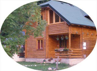1 log house tara - kolasin