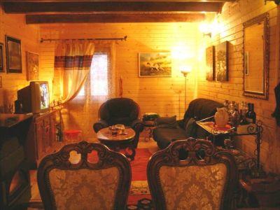2 log house tara - kolasin