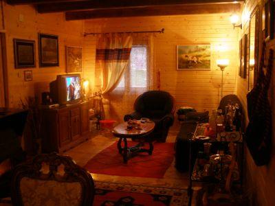 3 log house tara - kolasin