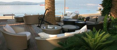 4 restaurant & lounge bar prova, Tivat