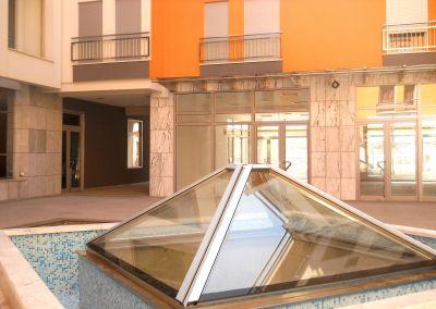 5 euro centar, Podgorica