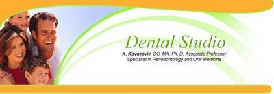 172_logo dental studio kovacevic, Igalo