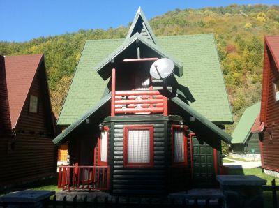 3 koliba raj - rajsko selo, Kolasin