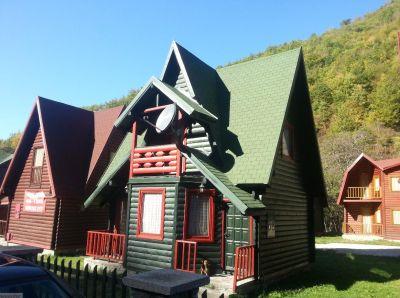 4 paradise cottage - paradise village, Kolasin