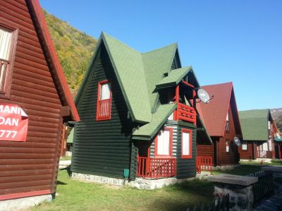 5 koliba raj - rajsko selo, Kolasin