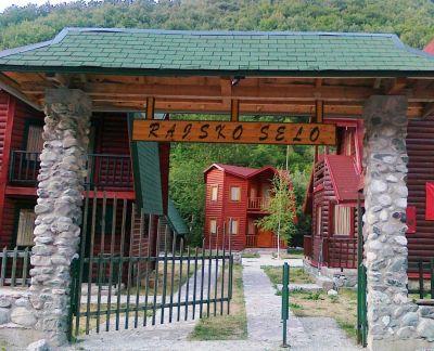 6 koliba raj - rajsko selo, Kolasin