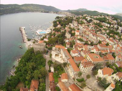 1 3 foto i video zapis objekata iz vazduha, Herceg Novi