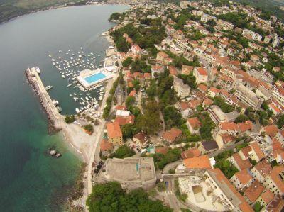 3 2 foto i video zapis objekata iz vazduha, Herceg Novi