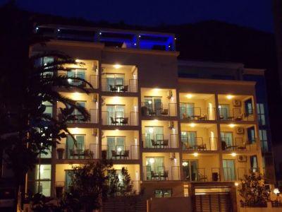 7 vila grand palazzo, Budva