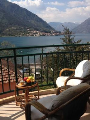 1 exclusive  with sea view - kotor