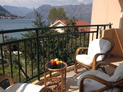 16 exclusive  with sea view - kotor