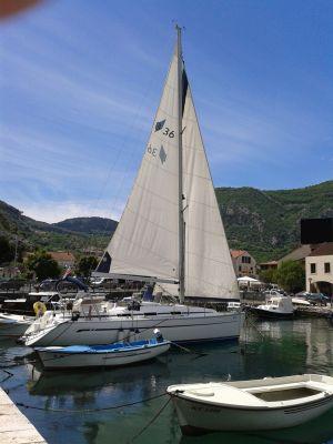 rent a sailboat bavaria montenegro rent a sailboat in montenegro - bavaria 36, Kotor