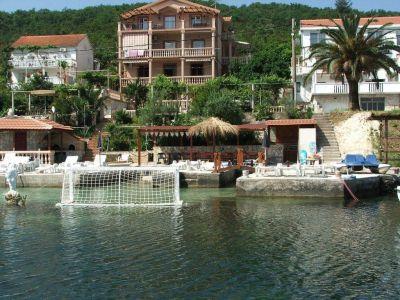 private_beach_bar_apartments_klakor_tivat_montenegro s klakor