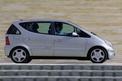 car mercedes benz a 170 cdi_primavera_rent_a_car_tivat rent a car primavera