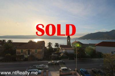 tivat, 2 bedroom apartment for sale 196 sold (1) sold tivat - donja lastva, 2 bedroom penthouse  with sea views and parking €148,000 sold