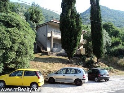 dsc08960 sold kotor bay - kostanjica, villa with plot close to sea €225,000 sold, Kostajnica