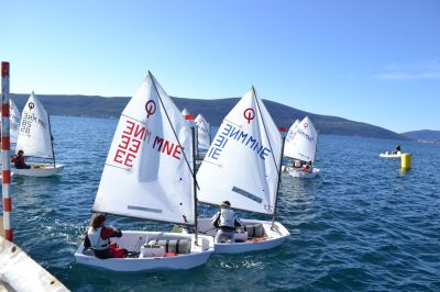 sailing school herceg novi montenegro sailing club montenegro - sailboats rental & sailing school