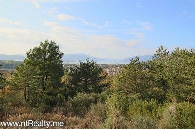 kavac development plot for sale 200 (4) tivat - kavac, development plot with planning and views over tivat bay and st marko island  for sale €295,000, Kotor