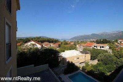 tivat mazina, 1 bedroom apartment for sale 165 (31) sold tivat mazina - new 1 bedroom , 53m2 with garage €113,200 sold
