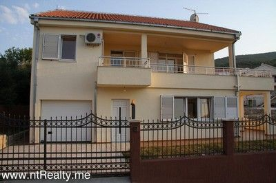 tivat 01 08 2009 125 sold lustica - krasici, beautiful villa with stunning sea view €400,000