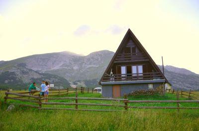 3 3 family house kostić - durmitor, Zabljak