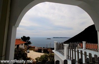 lustica zanjice villa 0017 lustica, zanjice villa for sale with views over prevlaka, mamula and fort arza €165,000