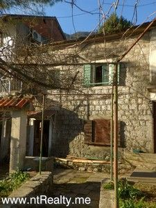 p1160833 hot offer prcanj, stone cottage for renovation for sale €79000 hot offer, Kotor