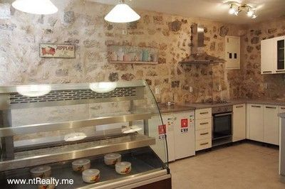shop interior   long wall sold kotor old town, renovated shop €100,000 sold