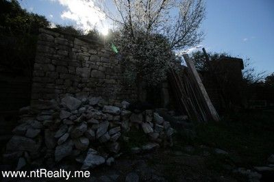 lepatani small ruin with sea views 227(6) tivat bay - lepetani small stone ruin with sea views €30,000