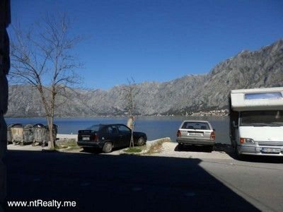 p3200812 sold prcanj front line  with wonderful views €70,000, Kotor