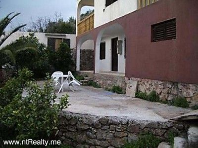 eraci 1_front patio sold lustica, eraci, villa with amazing views and potential €140,000 sold
