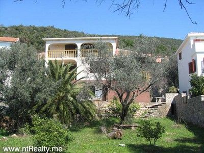 eraci 1_front view sold lustica, eraci, villa with amazing views and potential €140,000 sold