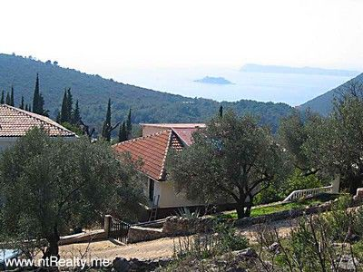 eraci 1_view from rear sold lustica, eraci, villa with amazing views and potential €140,000 sold