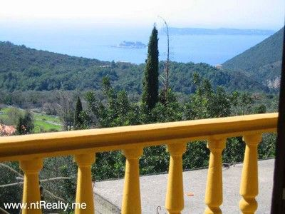 eraci 1_view from top floor sold lustica, eraci, villa with amazing views and potential €140,000 sold