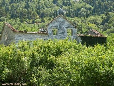p7220132 risan-stone palace and land for sale €550,000