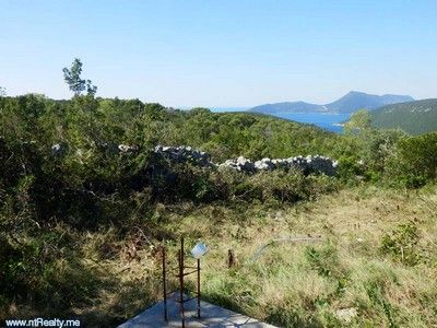 pa030045 lustica, zambelici,  development land for sale with stunning views over zanjic bay  €319,500