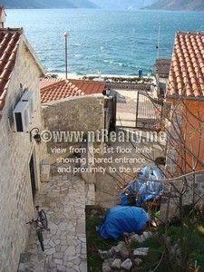 sveti stasije house 004 stone ruin in prime location dobrota, kotor for sale €275,000