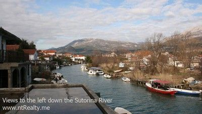0014 (2) waterside plot with outline planning permission, sutorina-herceg novi for sale €250,000
